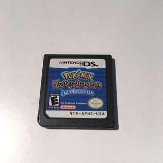 Pokémon Mystery Dungeon Blue Rescue Team