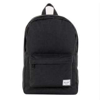 BRAND NEW - Classic Black Herschel Backpack
