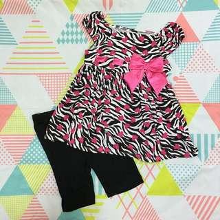 全新 薇妮皇家 套裝 上衣+褲子 兩件組