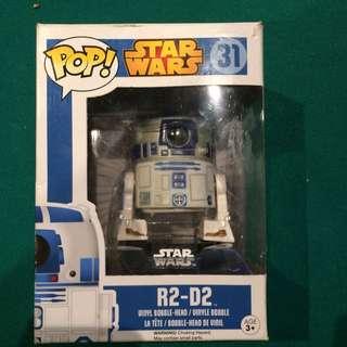 R2-D2 Funko Pop