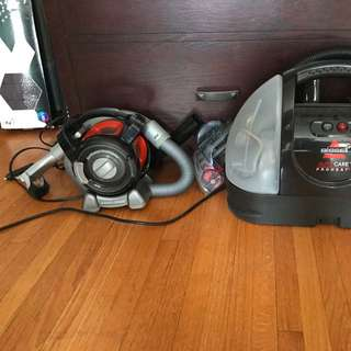Auto Vacuums