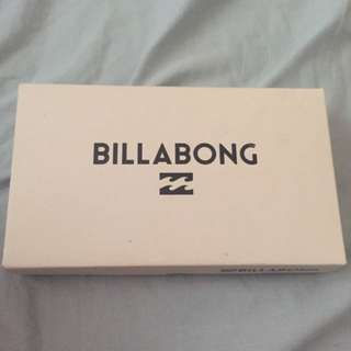 Never Used Billabong Wallet