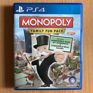 Monopoly Fun Pack