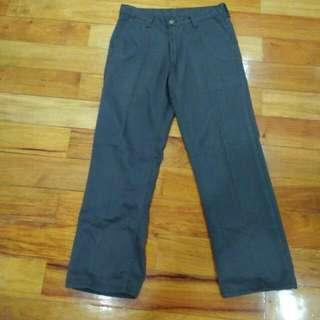 U2 Gray Pants