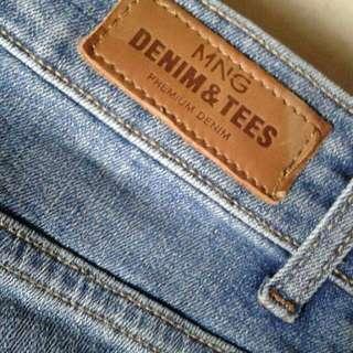 Mango Skiny Jeans