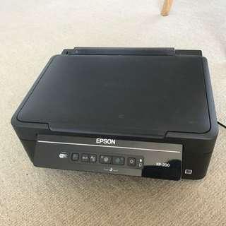 Epson Xp200 Printer