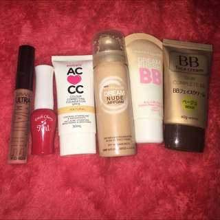 Foundation And Lip Bundle