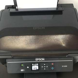 Epson 2550 Printer