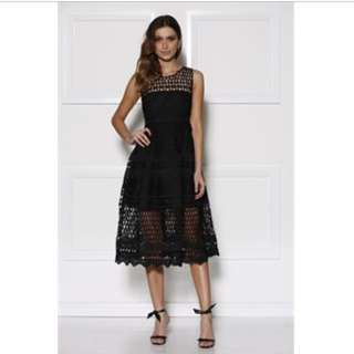 Grace & Hart Demure Skirt Size 10