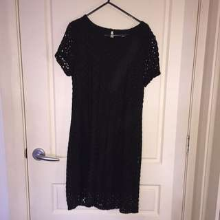 Black Dangerfield Dress