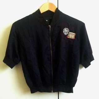 ASOS Journey Short Sleeve Jacket