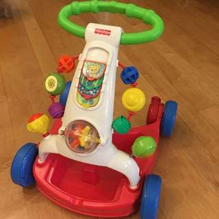 Fisher Price 學行車