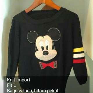 Knit Mikey Import