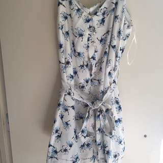 Brand New Floral Playsuit