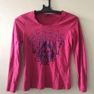 EDC (Esprit) Pink Longsleeves