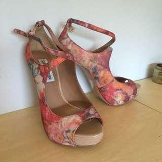 Steve Madden Floral Shoes