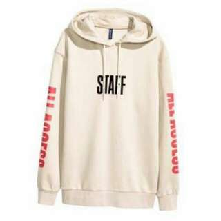 Hoodie Purpose Justin Staaff