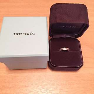 Tiffany Sterling Silver Ring