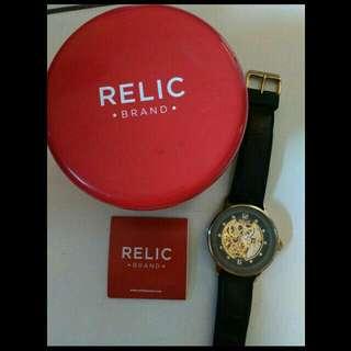 Relic Brand Watch