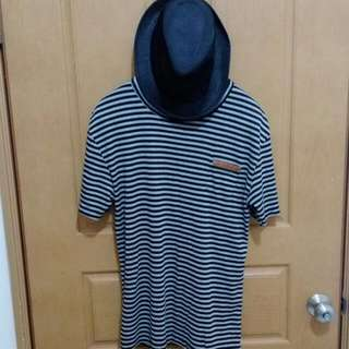 帽+T-shirt潮男裝備