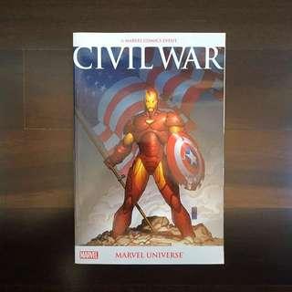 Marvel Civil War: Marvel Universe