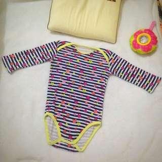 Jumper Long Sleeves / Baju Jumper Tangan Panjang Size 0-3bln