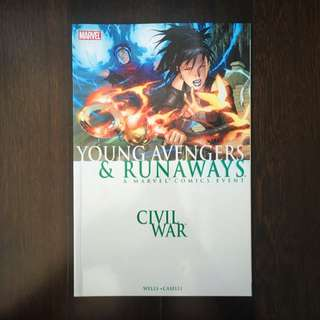Marvel Civil War: Young Avengers & Runaways