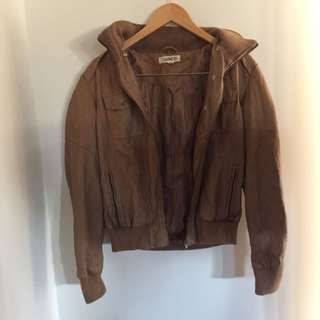 Woman's Brown Jacket