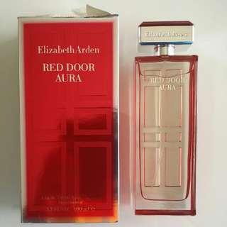 Elizabeth Arden Red Door Aura Women 100ml EDT Spray Tester Pack