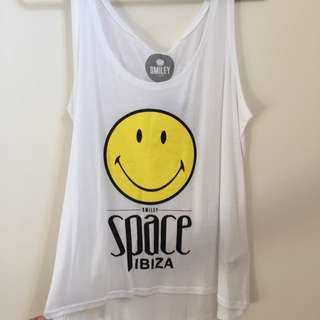 NEW Small Space Ibiza Singlet