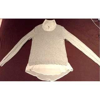 Basque Sweater Shirt combo