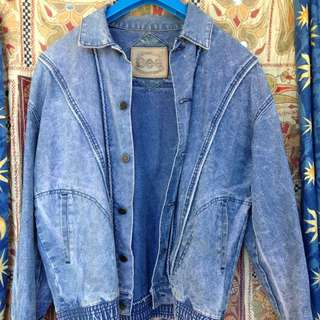 Vintage 'Bee International' Denim Jacket