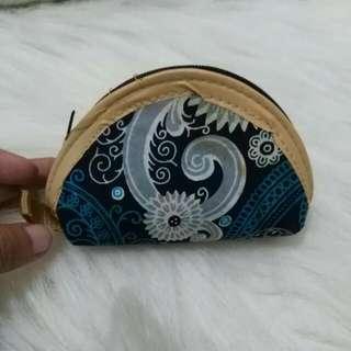 Dompet Koin Batik #TISGRATIS