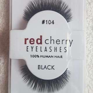 Sale! Red Cherry False Eyelashes