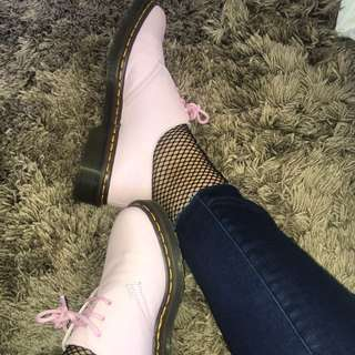 Baby Pink Dr Martens