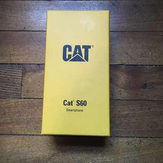 CAT s60 Smart Phone - Factory Unlocked