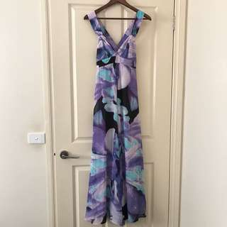 Bardot Full Length Evening Dress
