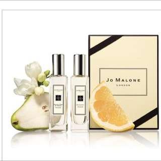 Jo Malone 英國梨和小倉蘭&葡萄柚雙套組