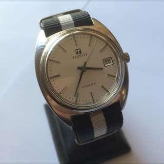 天梭 Tissot Vintage Automatic Watch 古董 自動上鏈 機械錶