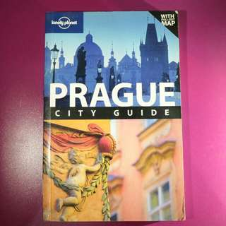 Lonely Planet - Prague City Guide