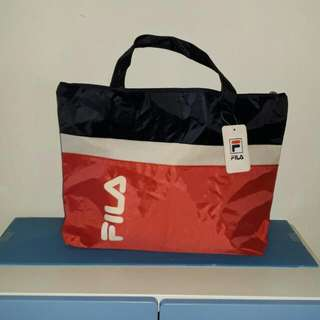 Wts FILA tote Bag