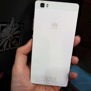 Huawei p8lite white used