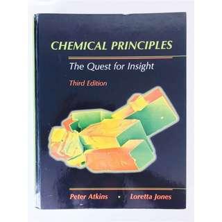 Chemical Principles Third Edition