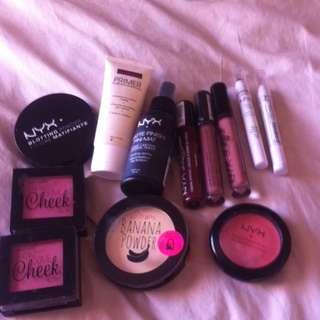 NYX & Australis Makeup