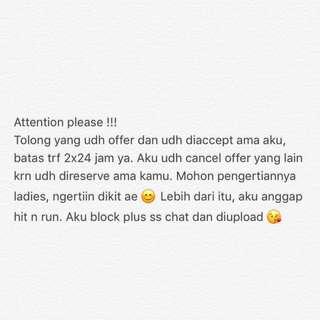 Be Smart Ladies 😊