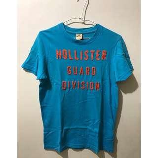 Hollister 男生T-shirt S號