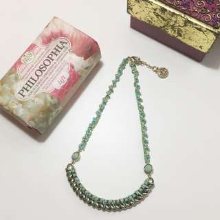 Jessica Simpson Statement Necklace