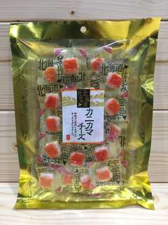 日本北海道 蟹肉起司