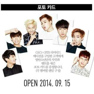[WTB/WTT] BTS x CeCi Magazine V Photocard