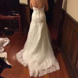Barbara Calabro Wedding Dress